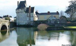 L'Authion et le Château des Ponts-de-Cé (49)
